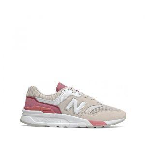 נעלי סניקרס ניו באלאנס לנשים New Balance CW997 - אפור בהיר
