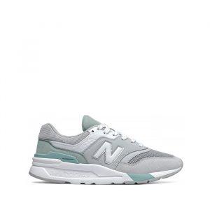 נעלי סניקרס ניו באלאנס לנשים New Balance CW997 - טורקיז