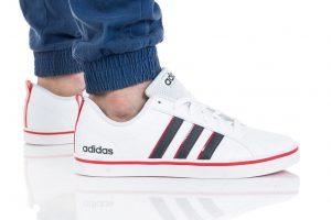 נעליים אדידס לגברים Adidas VS PACE - לבן הדפס