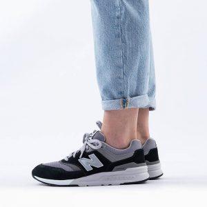 נעליים ניו באלאנס לנשים New Balance GR997 - שחור/אפור