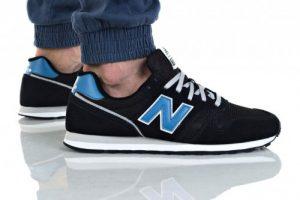 נעליים ניו באלאנס לגברים New Balance 373 - שחור/כחול