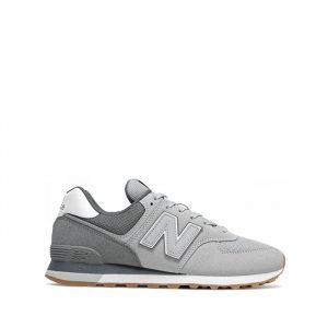 נעלי סניקרס ניו באלאנס לגברים New Balance ML574 - אפור בהיראפור בהיר
