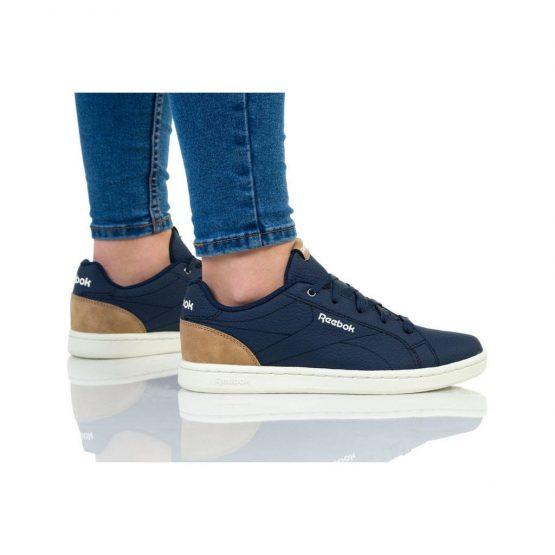 נעלי סניקרס ריבוק לנשים Reebok ROYAL COMPLETE CLN - כחול כהה