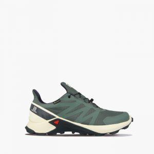 נעליים סלומון לגברים Salomon Supercross Gore-Tex GTX - ירוק