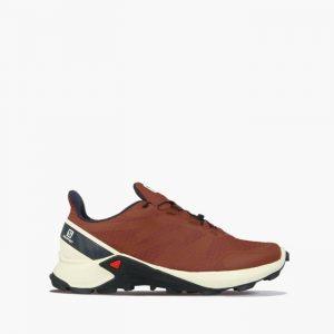 נעלי ריצת שטח סלומון לגברים Salomon Supercross Gore-Tex GTX - חום