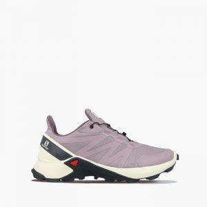 נעליים סלומון לנשים Salomon Supercross W - סגול בהיר