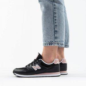 נעליים ניו באלאנס לנשים New Balance WL393 - שחור/ורוד