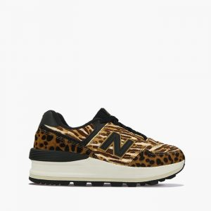 נעלי סניקרס ניו באלאנס לנשים New Balance WL574 - מנומר