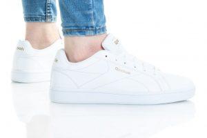 נעליים ריבוק לנשים Reebok ROYAL COMPLETE CLN - לבן מלא