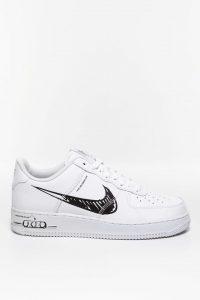 נעליים נייק לגברים Nike AIR FORCE 1 LV8 - לבן/שחור
