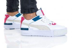 נעליים פומה לנשים PUMA Cali Sport Mix Wns - צבעוני/לבן
