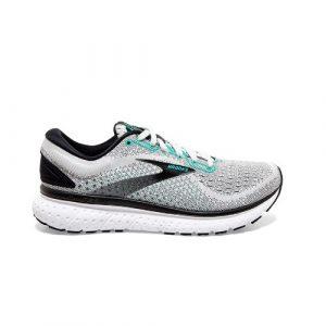 נעליים ברוקס לנשים Brooks Glycerin 18 - לבן/שחור