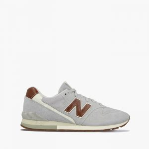 נעליים ניו באלאנס לגברים New Balance CM996 - אפור/חום