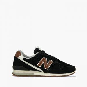 נעליים ניו באלאנס לגברים New Balance CM996 - שחור/חום