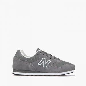 נעליים ניו באלאנס לגברים New Balance ML393 - אפור כהה
