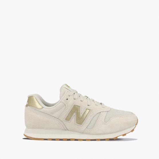 נעלי סניקרס ניו באלאנס לנשים New Balance WL373 - אפור בהיר