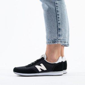 נעליים ניו באלאנס לנשים New Balance WL720 - שחור/לבן