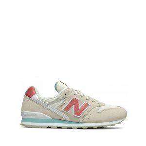 נעלי סניקרס ניו באלאנס לנשים New Balance WL996 - לבן
