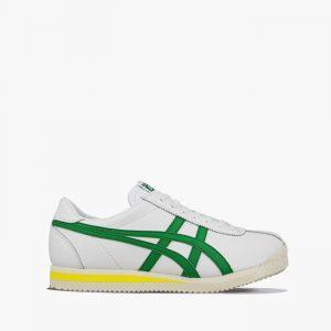 נעלי סניקרס אסיקס טייגר לגברים Asics Tiger Tiger Corsair - לבן/ירוק