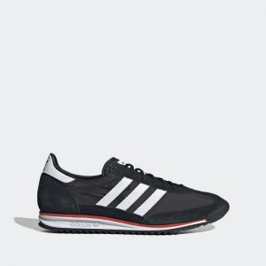 נעלי סניקרס אדידס לגברים Adidas SL 72 - שחור