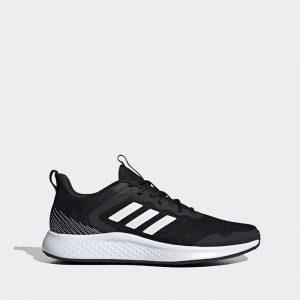 נעלי ריצה אדידס לגברים Adidas Fluidstreet - שחור