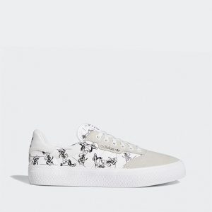 נעליים Adidas Originals לגברים Adidas Originals 3MC X Disney Sport Goofy - לבן