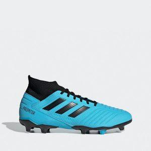 נעלי קטרגל אדידס לגברים Adidas PREDATOR 19.3 FG - כחול