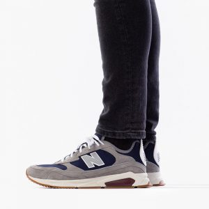 נעליים ניו באלאנס לגברים New Balance Balance X-Racer - אפור