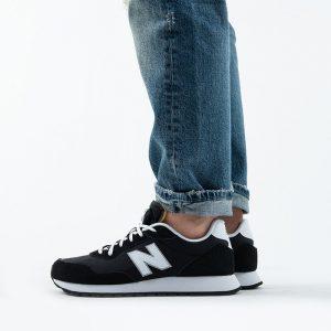 נעליים ניו באלאנס לגברים New Balance ML527 - שחור/לבן