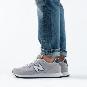 נעליים ניו באלאנס לגברים New Balance ML527 - אפור