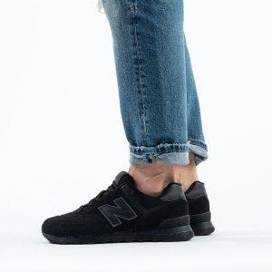 נעליים ניו באלאנס לגברים New Balance MT574 - שחור