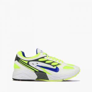 נעלי סניקרס נייק לגברים Nike Air Ghost Racer - לבן