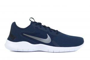 נעליים נייק לגברים Nike FLEX EXPERIENCE RN 9 - כחול/לבן