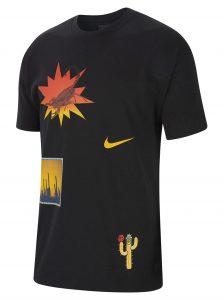 ביגוד נייק לגברים Nike NRG SS PHX - שחור