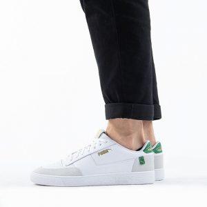 נעליים פומה לגברים PUMA Ralph Sampson Mc Clean - לבן