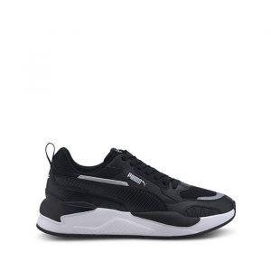 נעלי סניקרס פומה לגברים PUMA X-Ray 2 Square - שחור