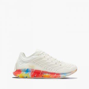 נעלי סניקרס ריבוק לגברים Reebok Zig Kinetica Pride - צבעוני/לבן