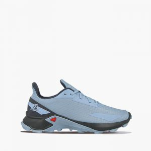 נעלי ריצה סלומון לגברים Salomon Alphacross Blast - כחול