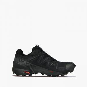 נעלי ריצת שטח סלומון לגברים Salomon 5 SPEEDCROSS - שחור
