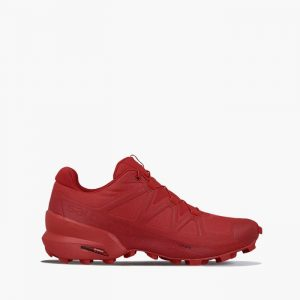 נעלי ריצת שטח סלומון לגברים Salomon 5 SPEEDCROSS - אדום