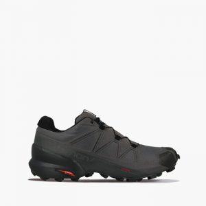 נעלי ריצת שטח סלומון לגברים Salomon 5 SPEEDCROSS - אפור כהה
