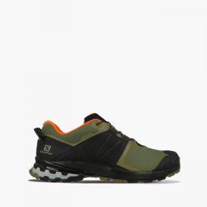 נעליים סלומון לגברים Salomon Xa Wild - שחור/ירוק