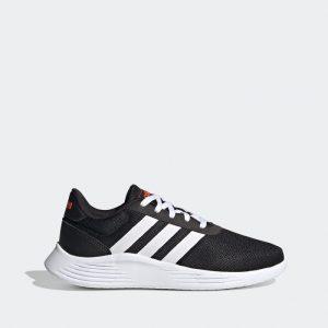 נעלי סניקרס אדידס לנשים Adidas Lite Racer 2.0 - כתום/שחור