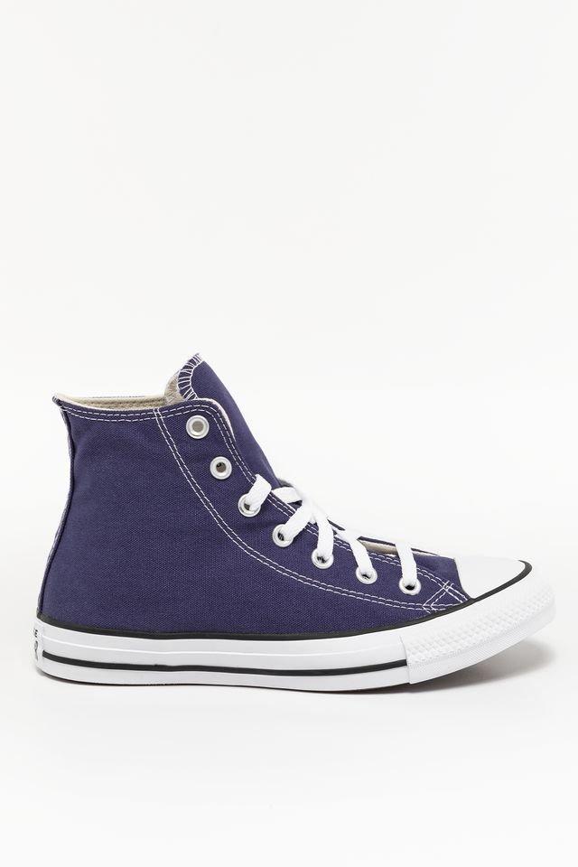 נעלי סניקרס קונברס לנשים Converse CHUCK TAYLOR ALL STAR - סגול