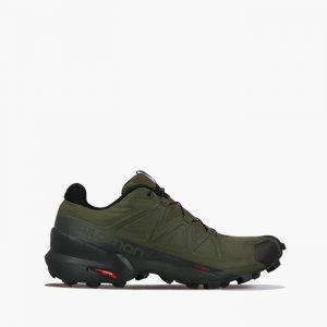 נעלי ריצת שטח סלומון לגברים Salomon 5 SPEEDCROSS - ירוק