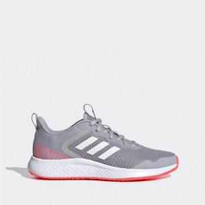 נעליים אדידס לנשים Adidas Fluidstreet - אפור