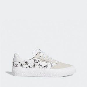נעליים Adidas Originals לנשים Adidas Originals 3MC J X Disney Sport Goofy - לבן