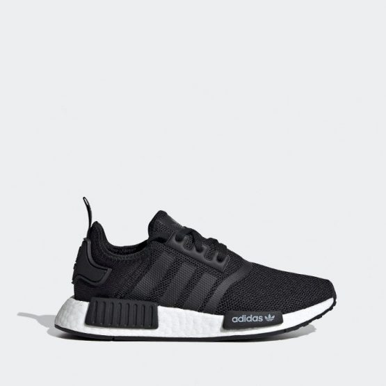נעלי סניקרס אדידס לנשים Adidas Originals Nmd R1 J - שחור