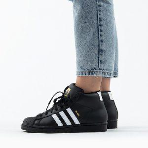 נעליים Adidas Originals לנשים Adidas Originals Pro Model - שחור