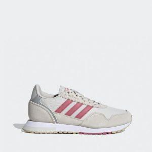 נעליים Adidas Originals לנשים Adidas Originals Puremotion - לבן/ורוד
